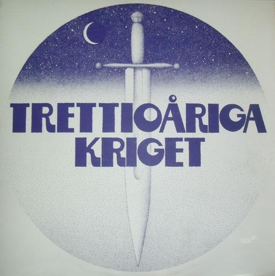 Trettioåriga Kriget debut cover art
