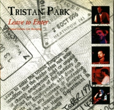 Tristan Park — Leave to Enter