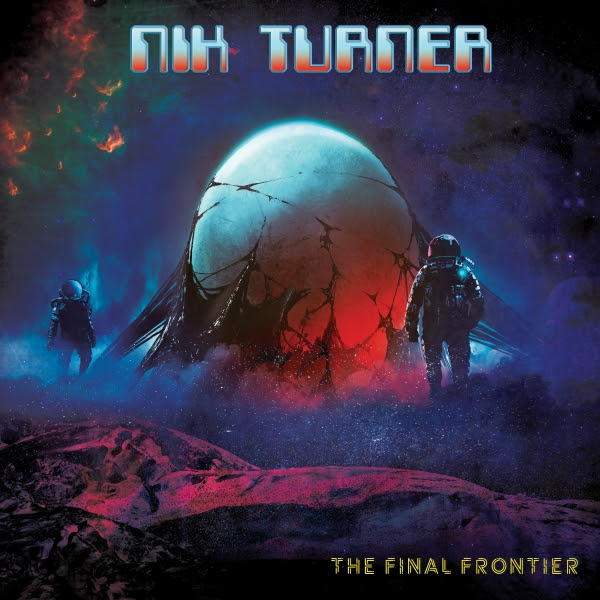 Nik Turner — The Final Frontier