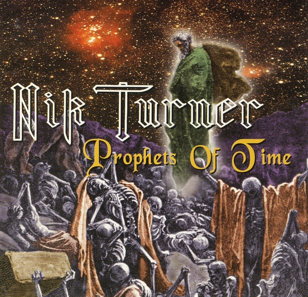 Nik Turner — Prophets of Time