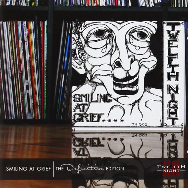 Smiling at Grief - The Definitive Edition Cover art