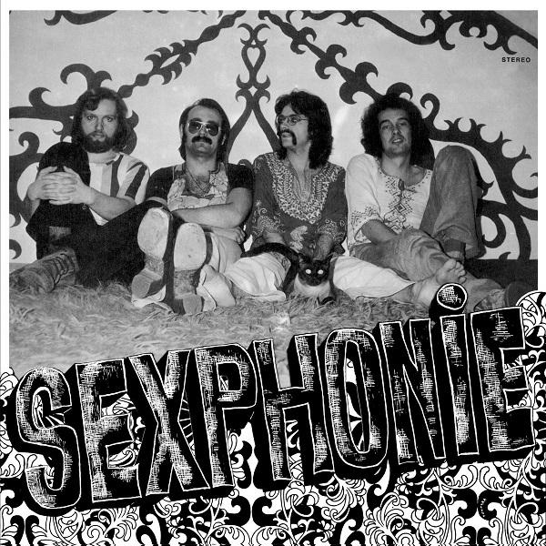 Sexphonie Cover art