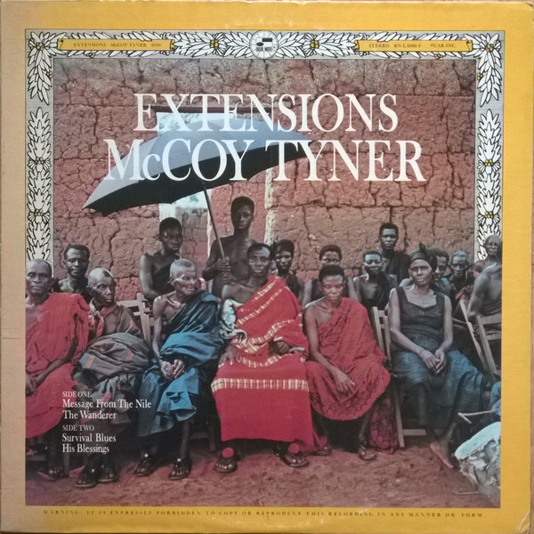 McCoy Tyner — Extensions