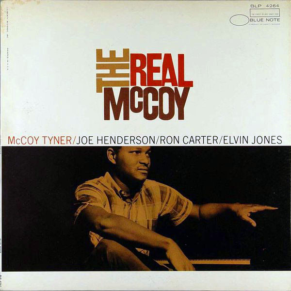 McCoy Tyner — The Real McCoy
