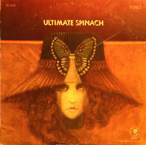 Ultimate Spinach (AKA III) Cover art