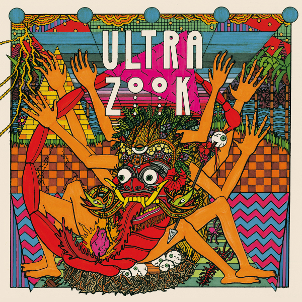 Ultra Zook Cover art