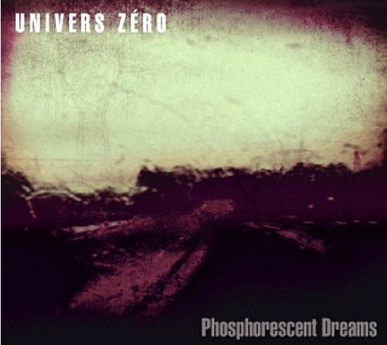 Phosphorescent Dreams Cover art
