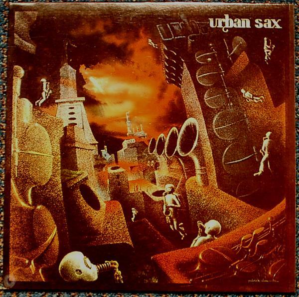 Urban Sax — Urban Sax 2