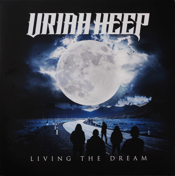 Uriah Heep — Living the Dream