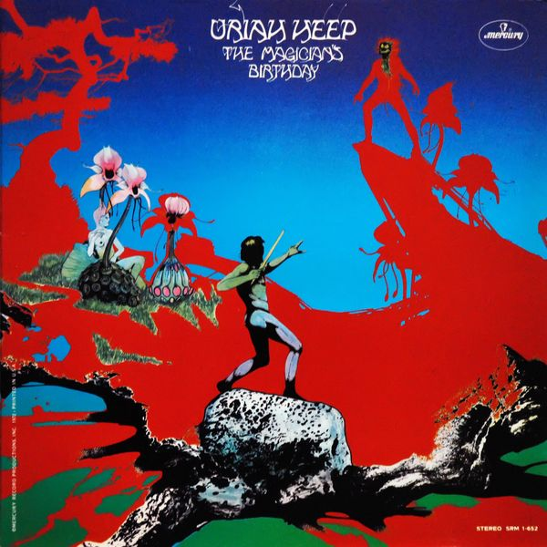 Uriah Heep — The Magician's Birthday