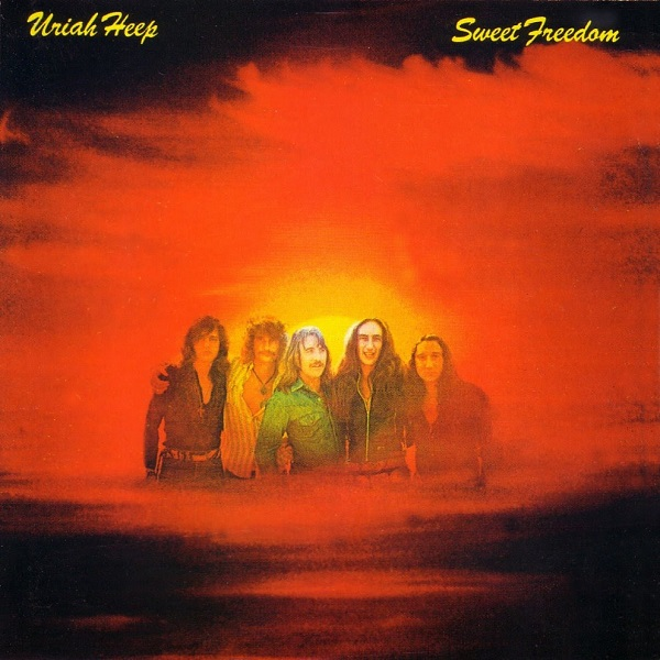 Uriah Heep — Sweet Freedom