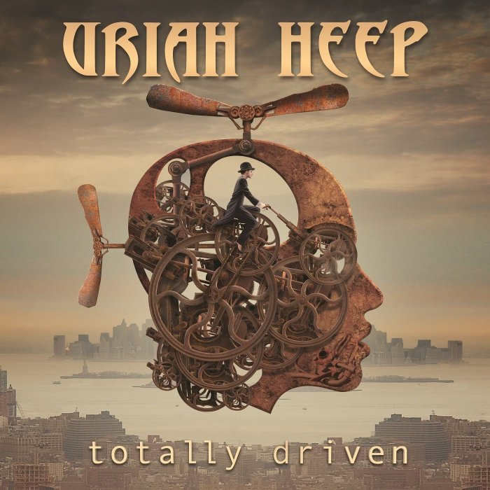 Uriah Heep — Totally Driven