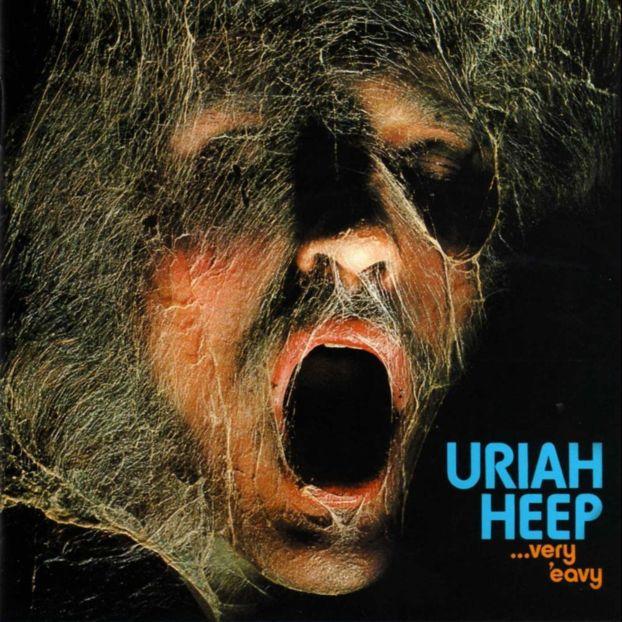 Uriah Heep — ...Very 'Eavy Very 'Umble...