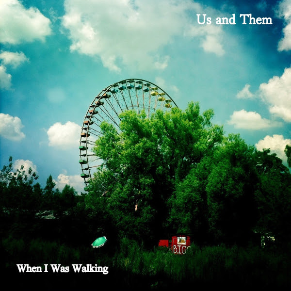 When I Was Walking / Green Couch Cover art