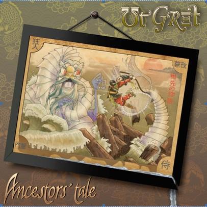 Ancestors' Tale Cover art
