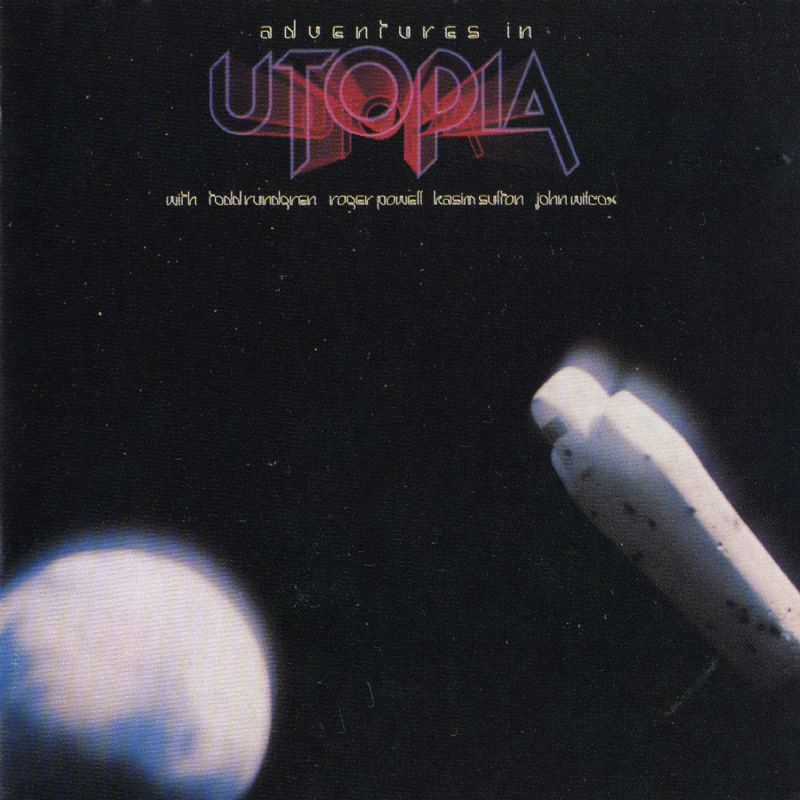 Adventures in Utopia Cover art