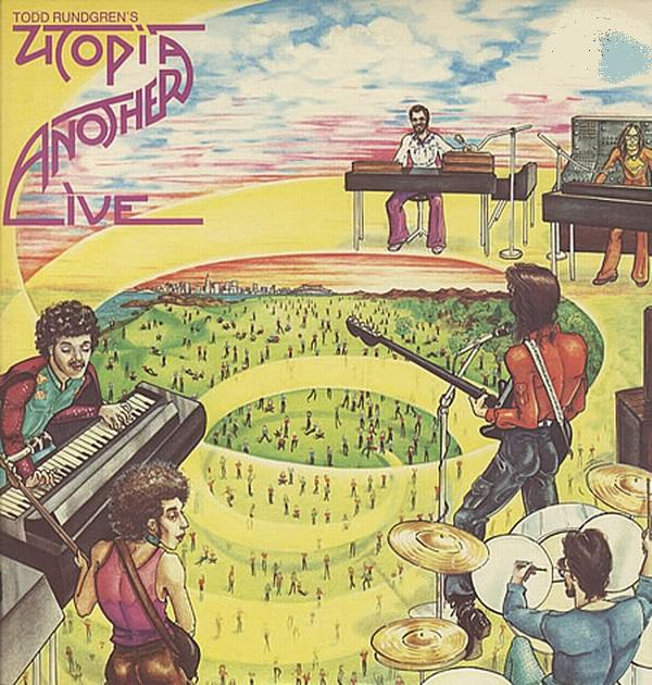Utopia — Another Live