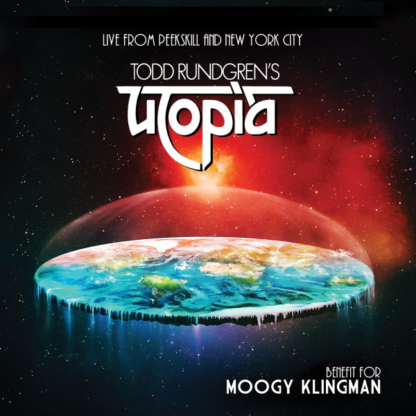 Todd Rundgren's Utopia — Benefit for Moogy Klingman