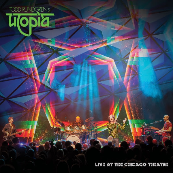 Live at the Chicago Theatre Cover art