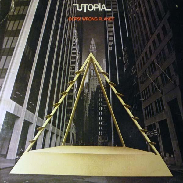 Utopia — Oops! Wrong Planet