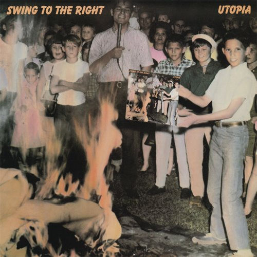 Swing to the Right Cover art