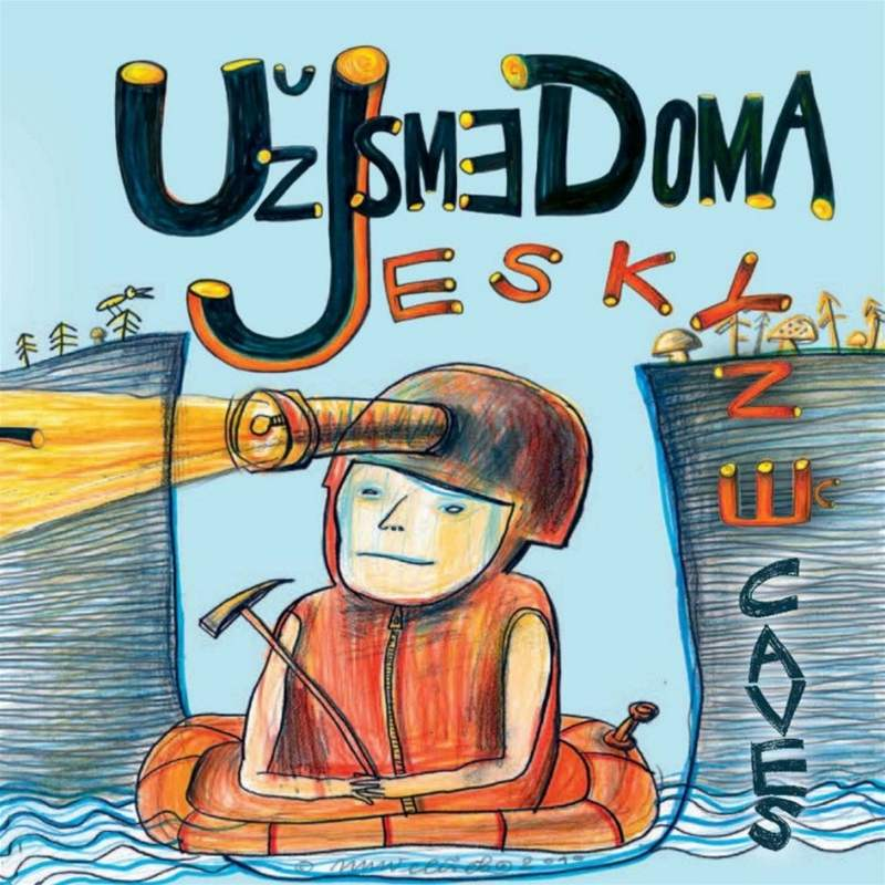 Jeskyne (Caves) Cover art