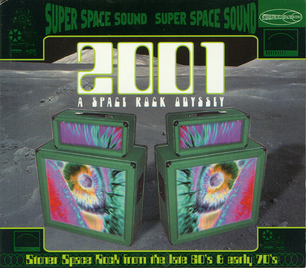 Various Artists — 2001 - A Space Rock Odyssey