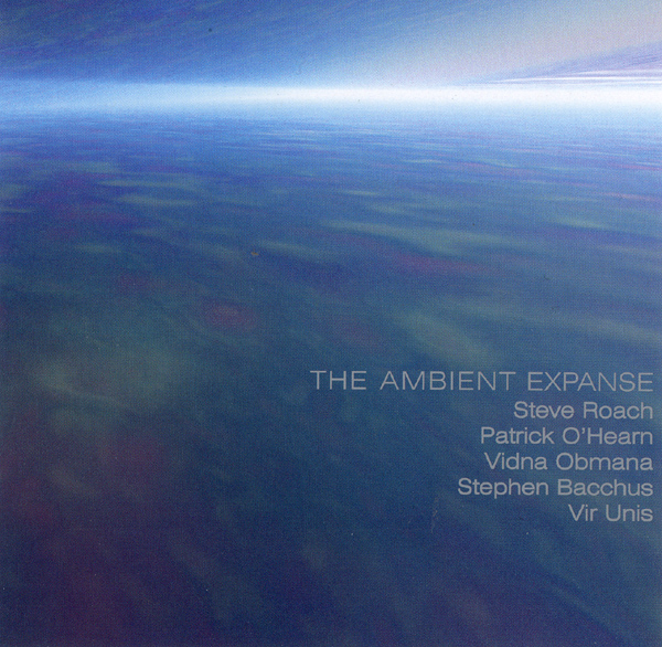 The Ambient Expanse Cover art