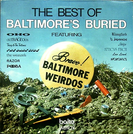 Various Artists — The Best of Baltimore's Buried