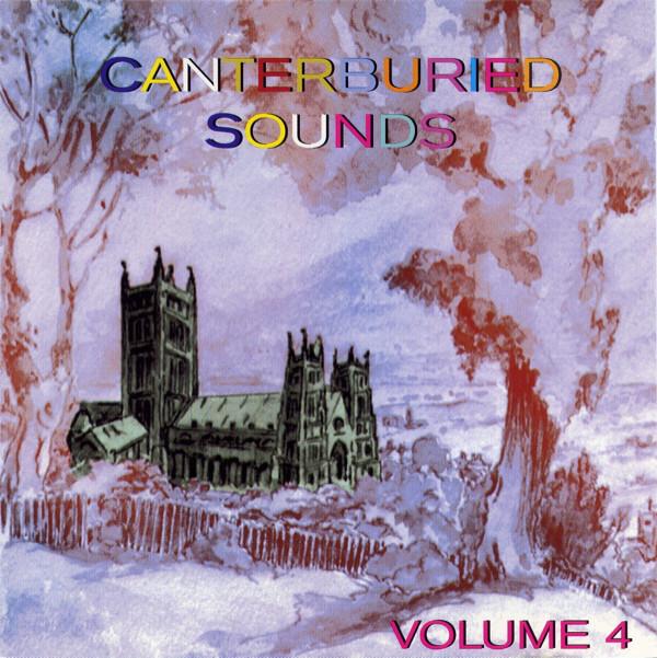 Various Artists — Canterburied Sounds Volume 4