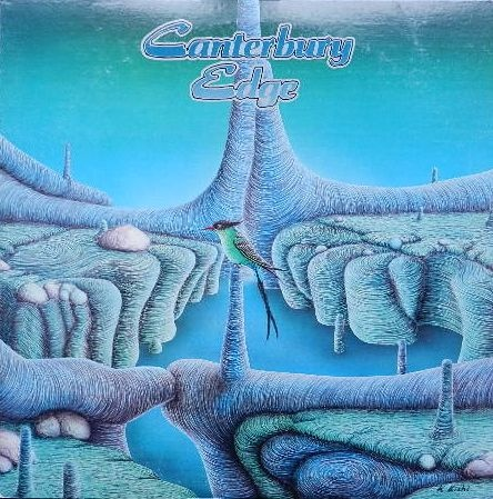 Various Artists — Canterbury Edge