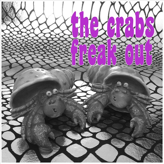 Various Artists — The Crabs Sell Out / The Crabs Freak Out