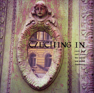 Czeching In Cover art