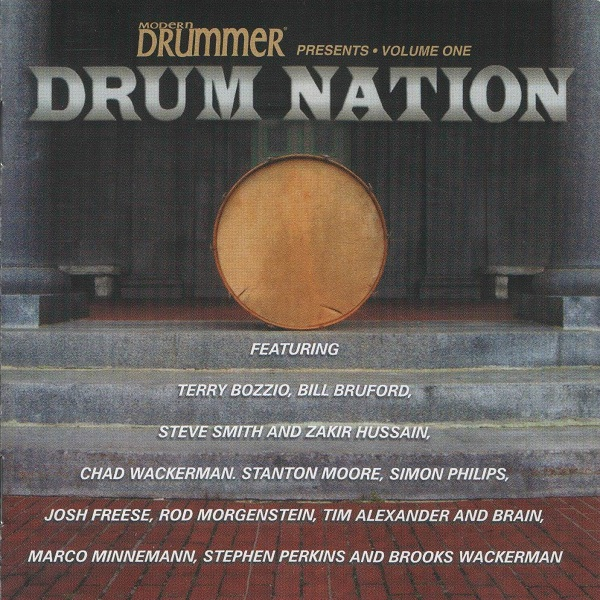 Modern Drummer Presents Volume One - Drum Nation Cover art