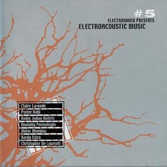 Electroacoustic Music #5 Cover art