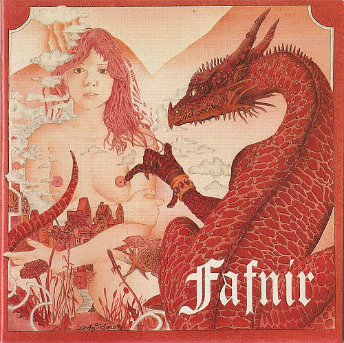 Fafnir Cover art
