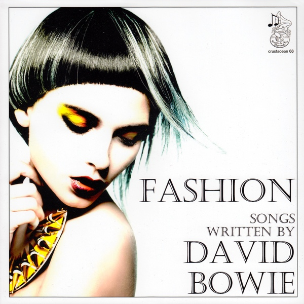Fashion: Songs Written by David Bowie Cover art