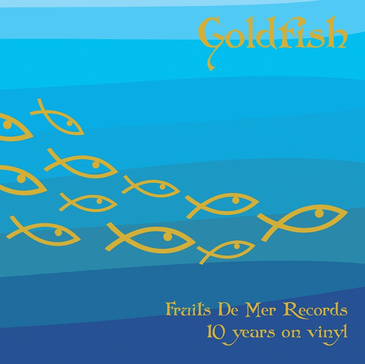 Goldfish Cover art