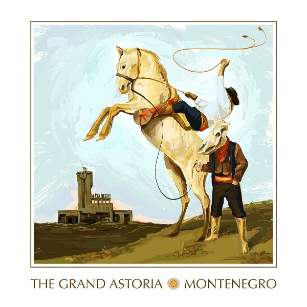 The Grand Astoria / Montenegro Cover art