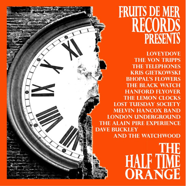 Various Artists — The Half Time Orange
