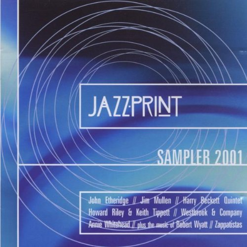 Jazzprint Sampler 2001 Cover art