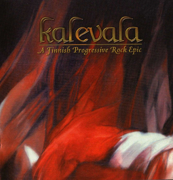 Various Artists — Kalevala - A Finnish Progressive Rock Epic