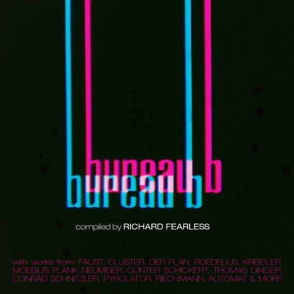 Kollektion 04: Bureau B Compiled by Richard Fearless Cover art
