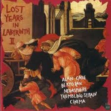 Lost Years in Labyrinth II Cover art