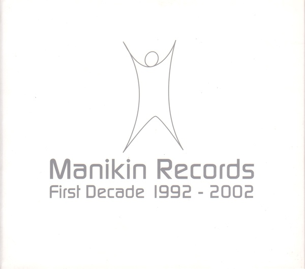 Manikin Records: First Decade 1992-2002 Cover art