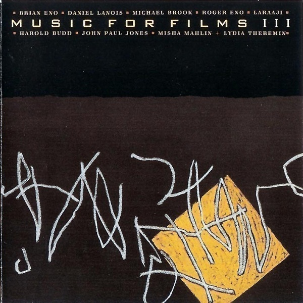 Music for Films III Cover art