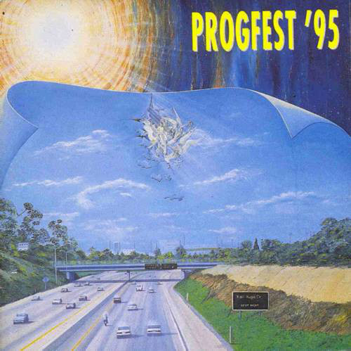 Various Artists - Progfest '95 cover