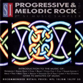 Progressive & Melodic Rock Vol. 2 Cover art