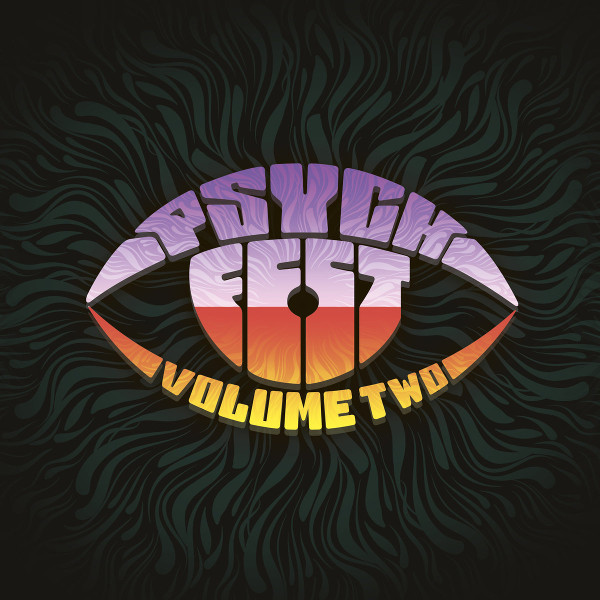 Psych Fest Volume Two Cover art