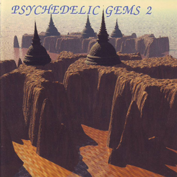 Various Artists — Psychedelic Gems 2
